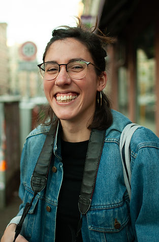 Fotografin Katha Mau by Anne Rakete