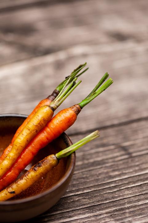 Ingredientshoot Karotten