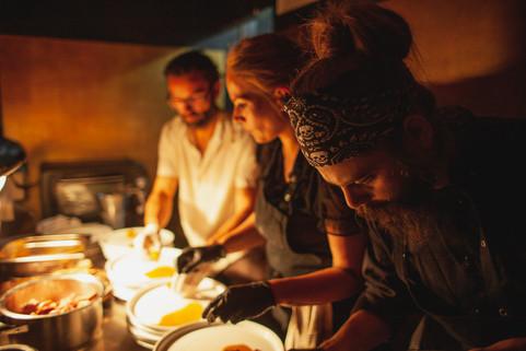 Eventfotografie Berlin Pop-Up Dinner