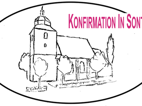 Konfirmation in Sontra