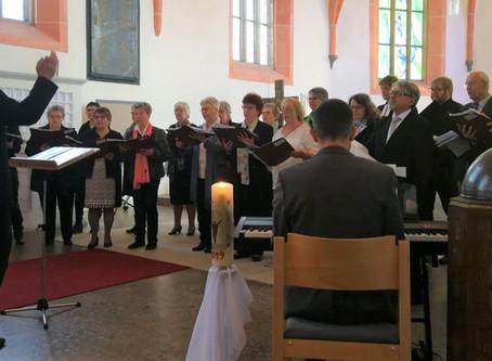 Förderverein Kirchenmusik feiert 10 jähriges