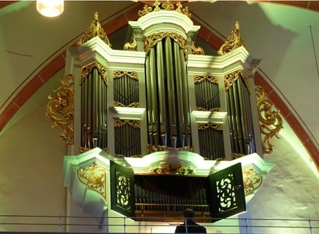 Konzert auf der renovierten Orgel