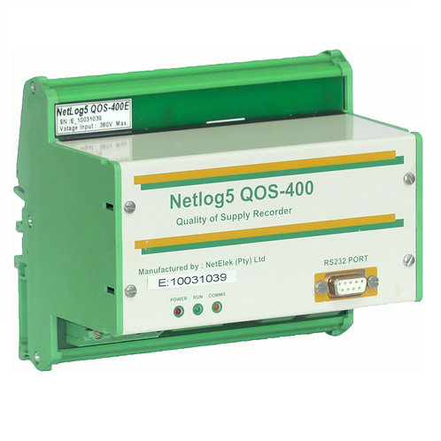 NetLog5 QOS-400