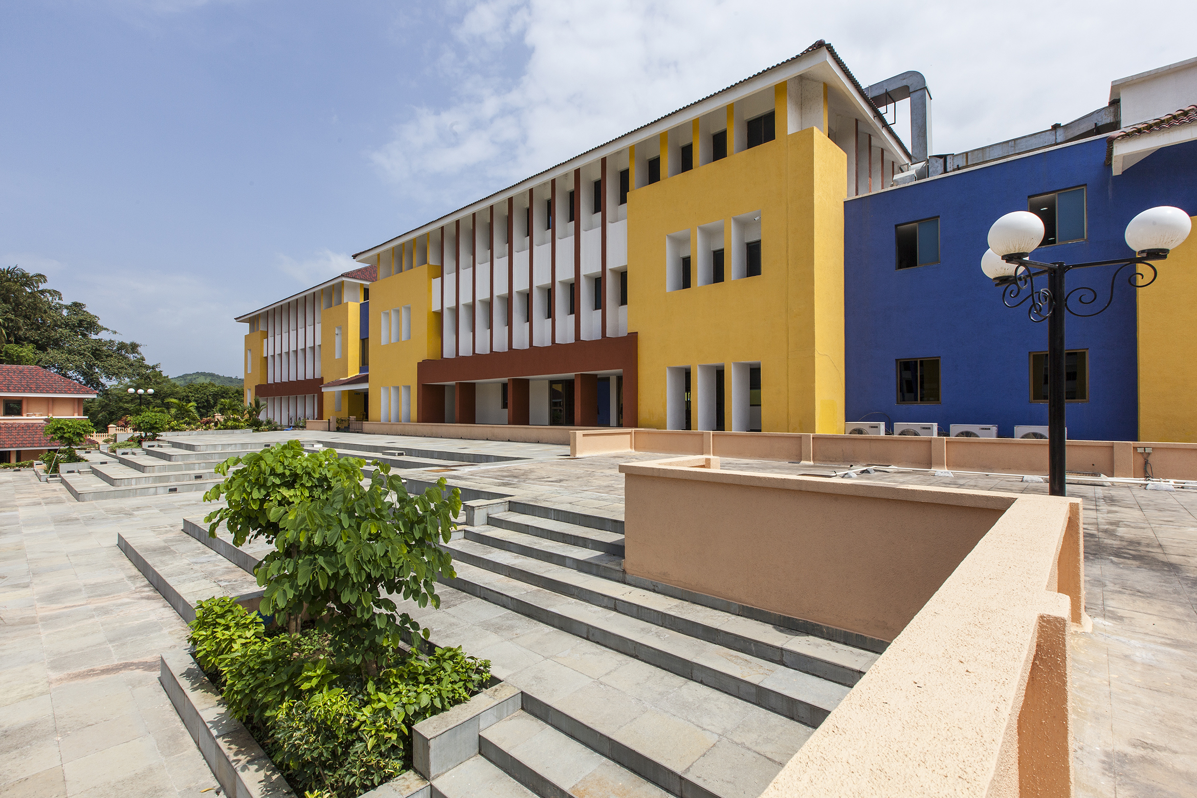 Management School Exterior