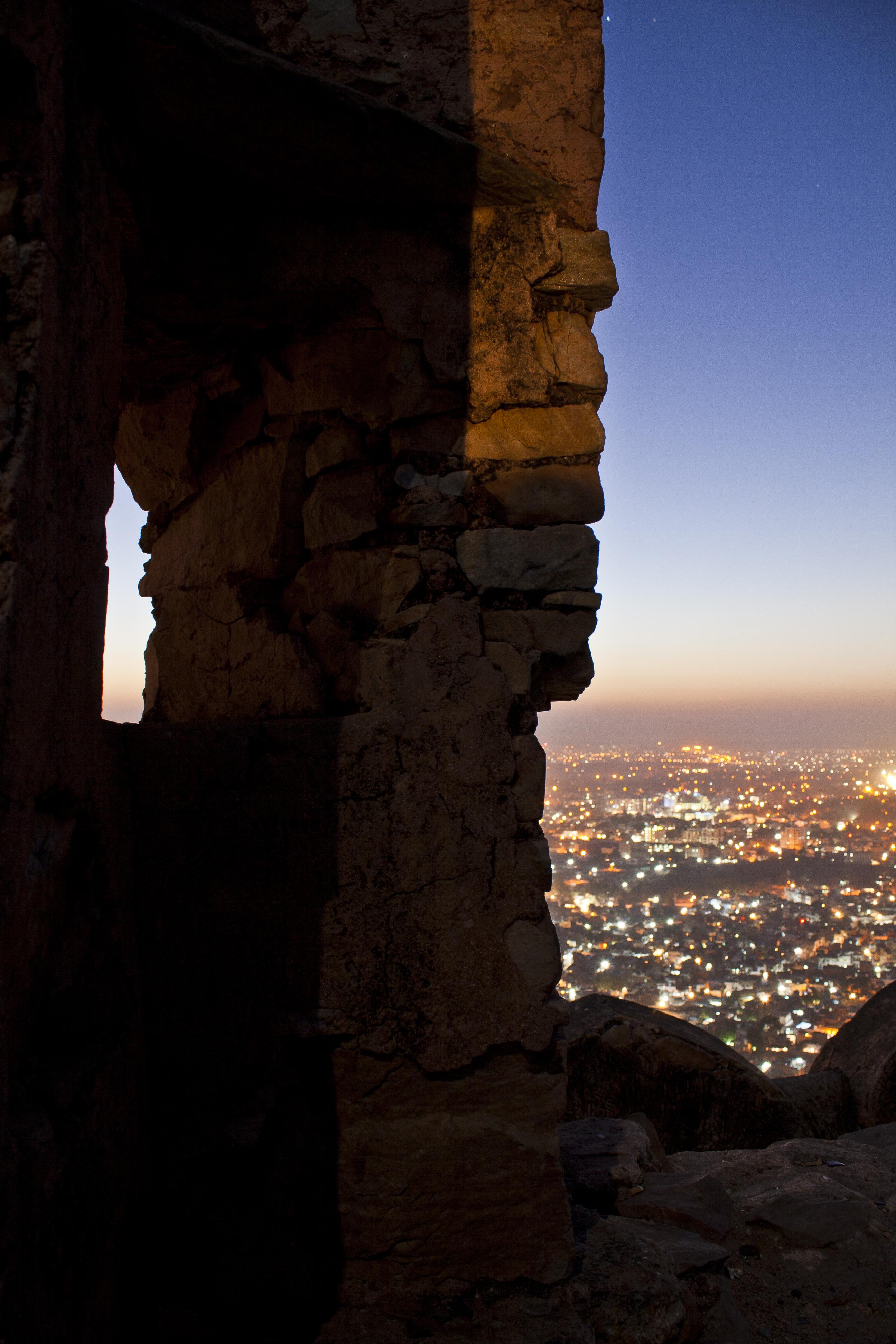 Night in Jaipur
