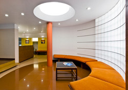 CA Office Waiting Area