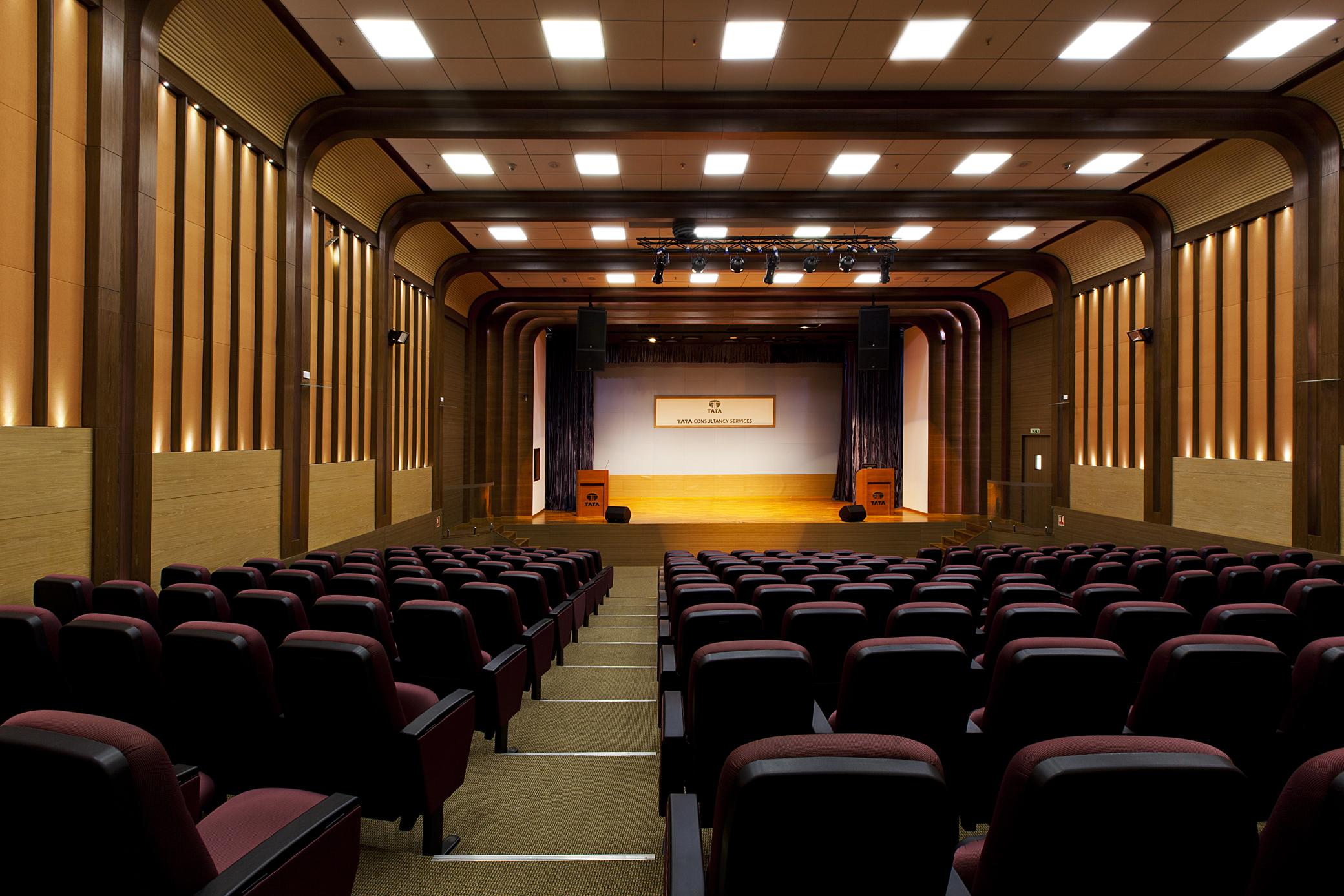 TCS Auditorium
