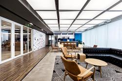 LinkedIn Waiting Area