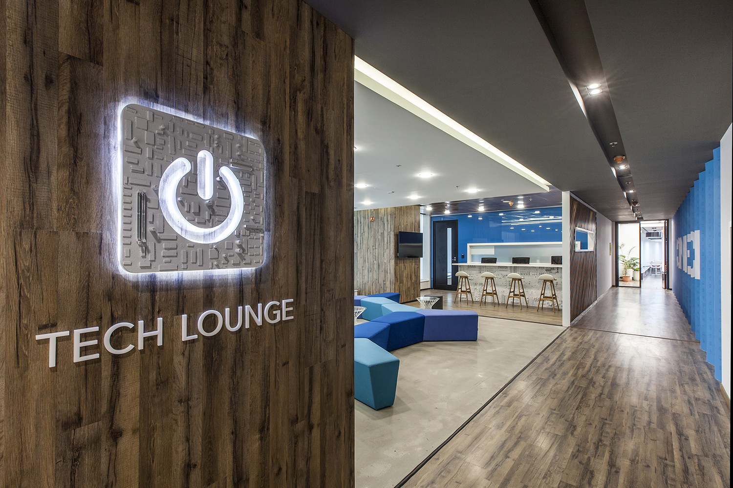 LinkedIn Tech Lounge