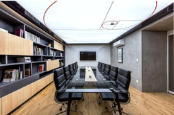 Library + Conference Room