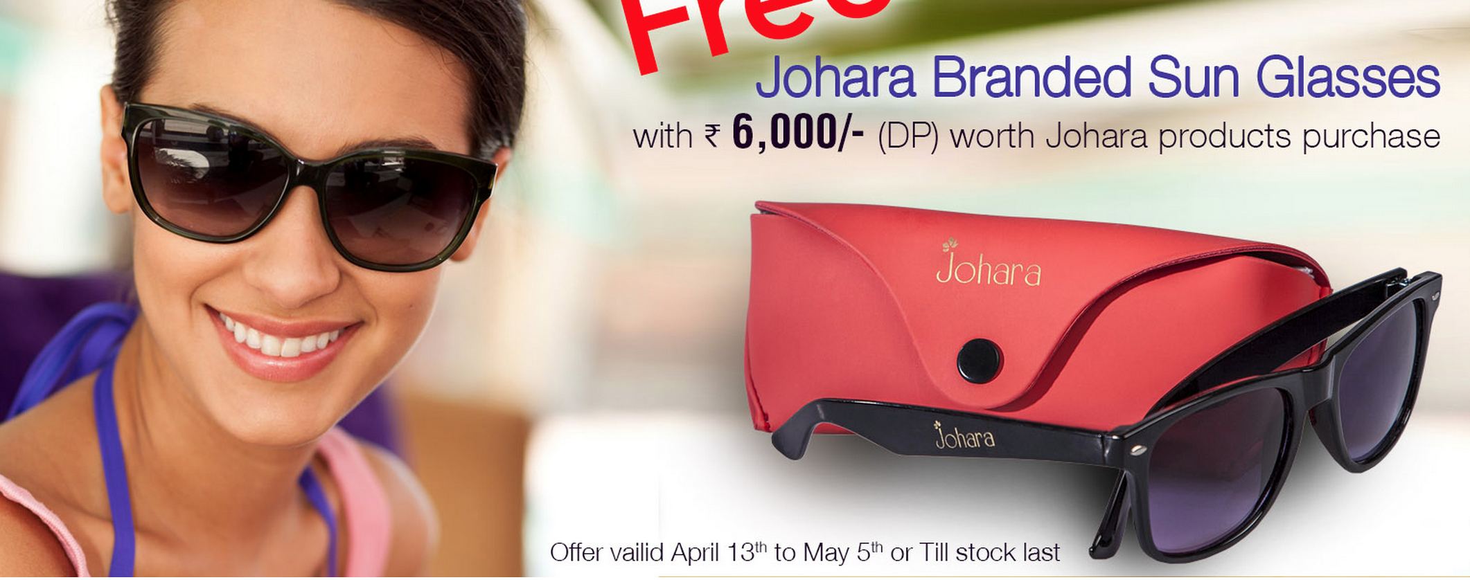 Johara Sunglasses
