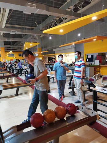 Bowling Cohesion