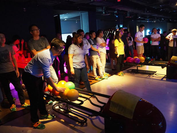 Annual Bowling Fest