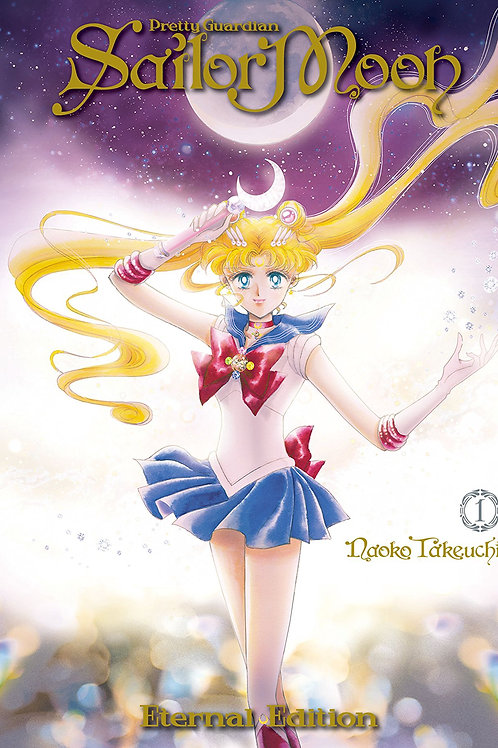 SAILOR MOON ETERNAL ED VOL 01