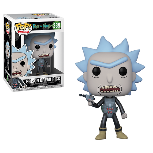 "Фигурка Funko Pop! Animation ""Prison Break Rick"""