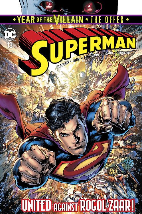 SUPERMAN #13 YOTV THE OFFER