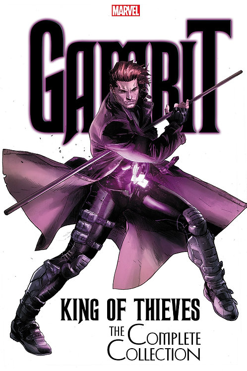GAMBIT KING THIEVES COMPLETE COLLECTION TP