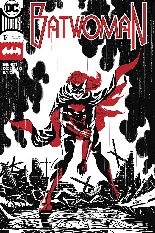 BATWOMAN #12 VAR ED