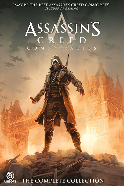 ASSASSINS CREED CONSPIRACIES TP