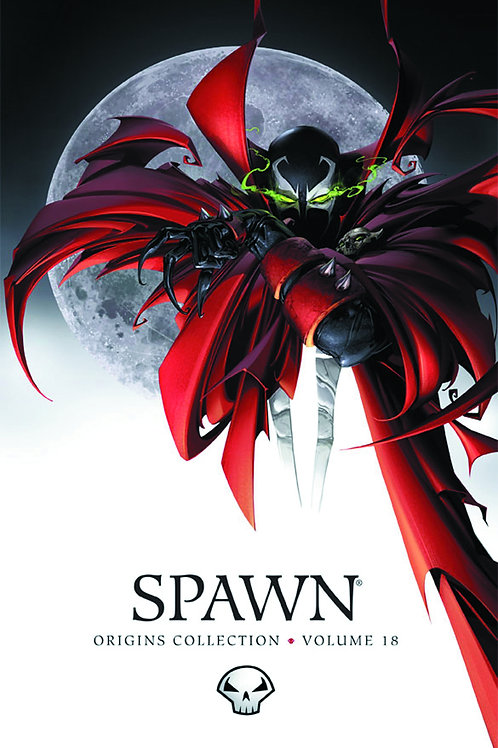 Spawn Origins Vol. 18 (Paperback)