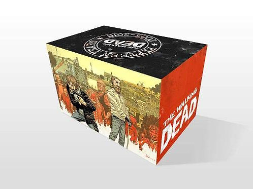 WALKING DEAD COMPENDIUM 15TH ANNV BOX SET (MR)