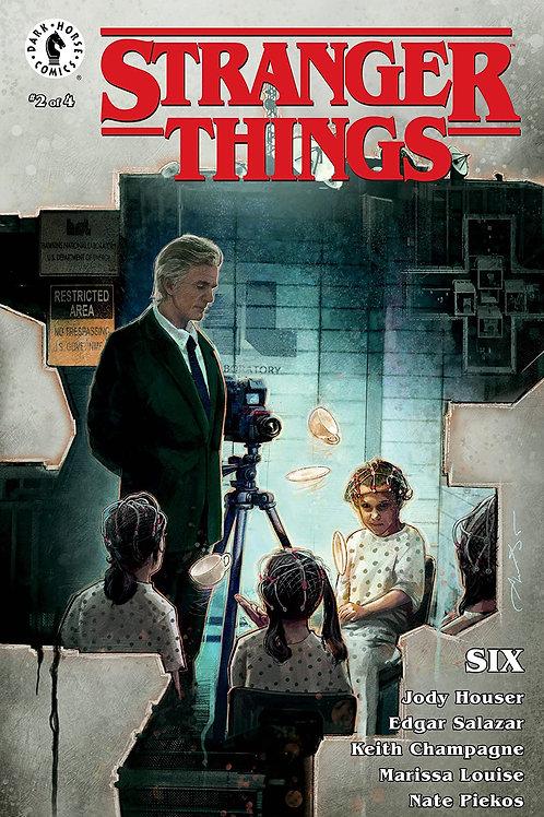 STRANGER THINGS SIX #2 CVR A BRICLOT