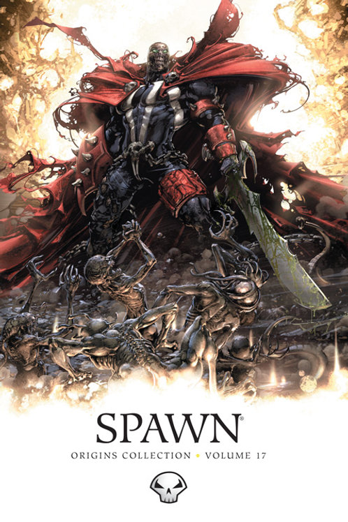 Spawn Origins Vol. 17