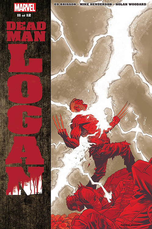 DEAD MAN LOGAN #11 (OF 12)