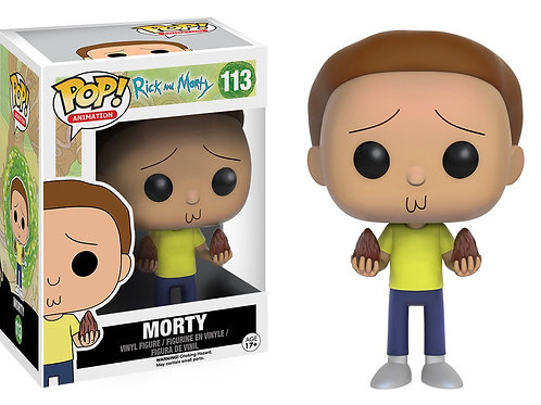 "Фигурка Funko Pop! Animation ""Morty"""
