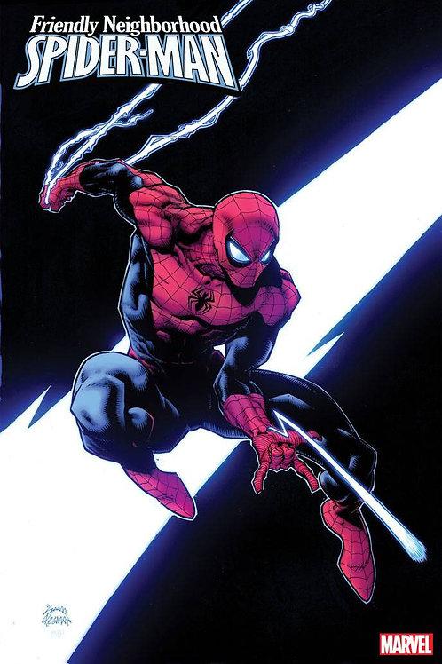FRIENDLY NEIGHBORHOOD SPIDER-MAN #12 STEGMAN VAR