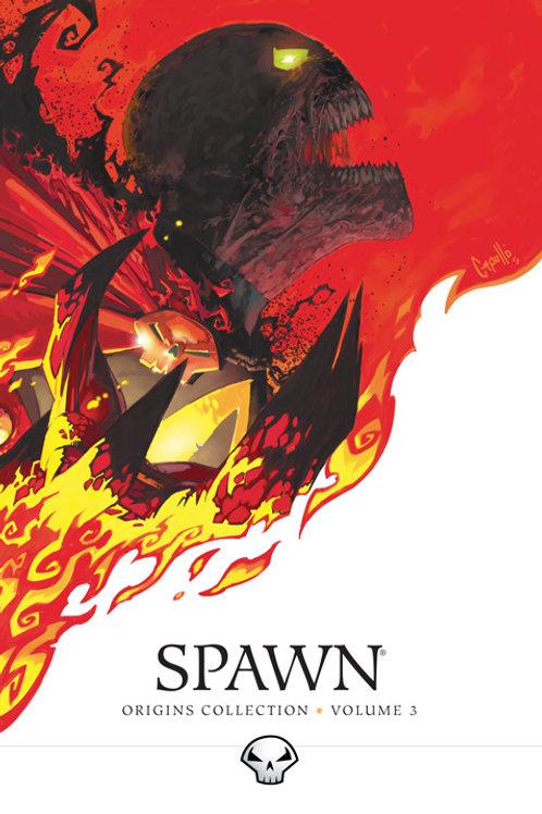 Spawn Origins Vol. 3 (Paperback)