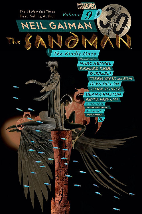 SANDMAN TP VOL 09 THE KINDLY ONE 30TH ANNIV ED