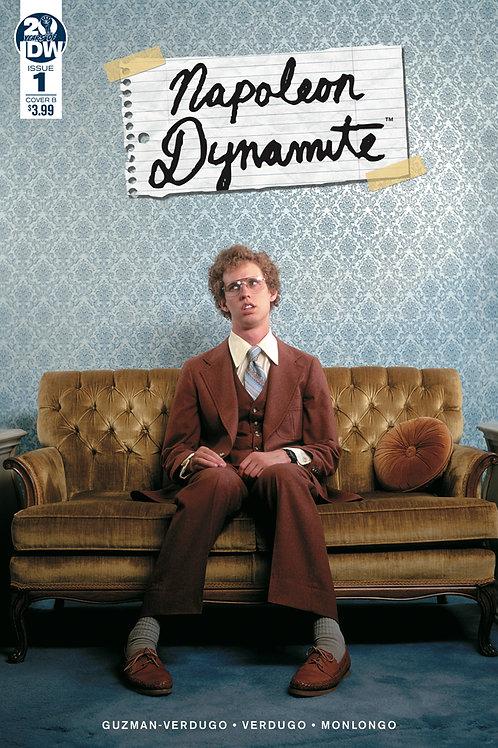 NAPOLEON DYNAMITE #1 CVR B PHOTO