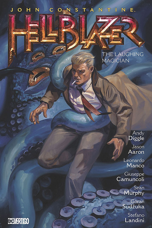 HELLBLAZER TP VOL 21 THE LAUGHING MAGICIAN