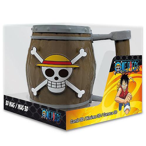 Кружка 3D One Piece Barrel