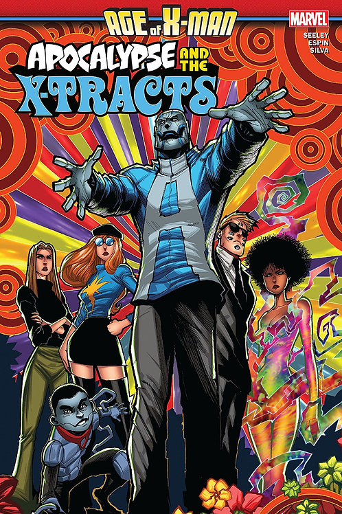 AGE OF X-MAN APOCALYPSE & X-TRACTS TP