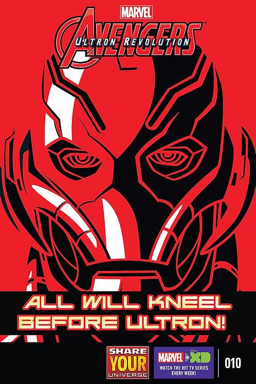 Marvel Universe: Avengers Ultron Revolution #10