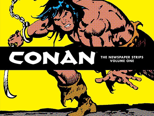 CONAN NEWSPAPER STRIPS HC VOL 01
