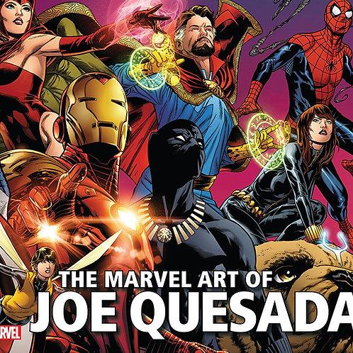 MARVEL ART OF JOE QUESADA HC