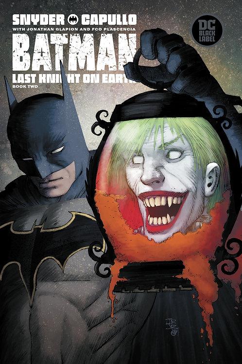 BATMAN LAST KNIGHT ON EARTH #2 (OF 3) VAR ED