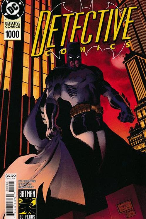 DETECTIVE COMICS #1000 1990S VAR ED
