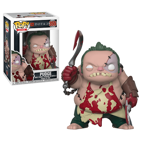"Фигурка Funko POP! Dota 2 ""Pudge (w Cleaver)"""