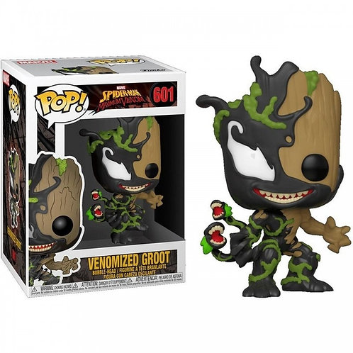 Фигурка Funko POP! Bobble: Marvel: Marvel Venom S3: Groot