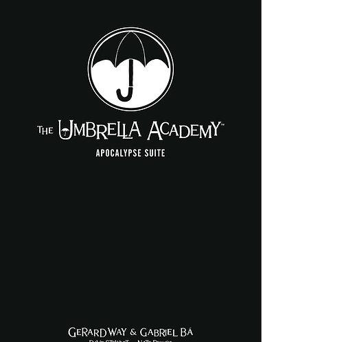 UMBRELLA ACADEMY LIBRARY EDITION HC VOL 01 APOCALYPSE SUITE