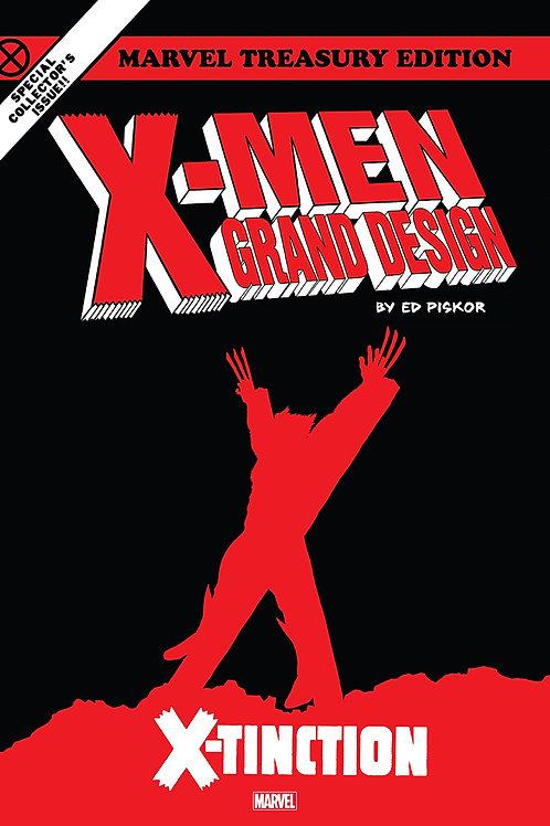 X-MEN GRAND DESIGN TP X-TINCTION