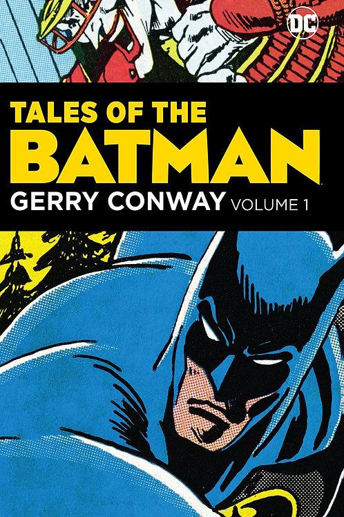 TALES OF THE BATMAN GERRY CONWAY HC VOL 01
