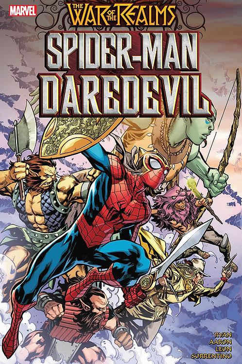 WAR OF REALMS SPIDER-MAN DAREDEVIL TP