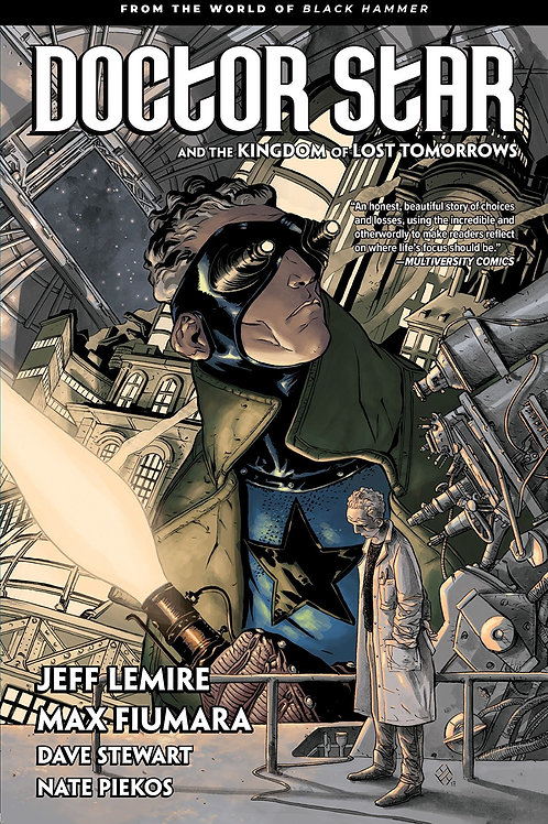 DOCTOR STAR & KINGDOM OF LOST TOMORROWS TP