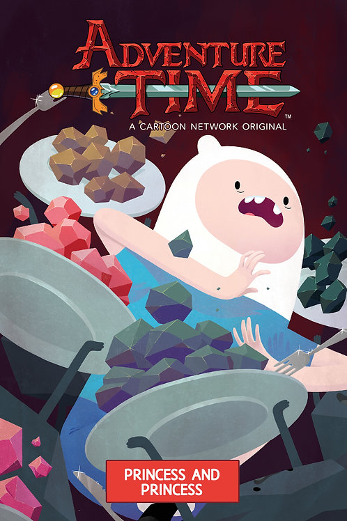 ADVENTURE TIME ORIGINAL GN VOL 11 PRINCESS & PRINCE