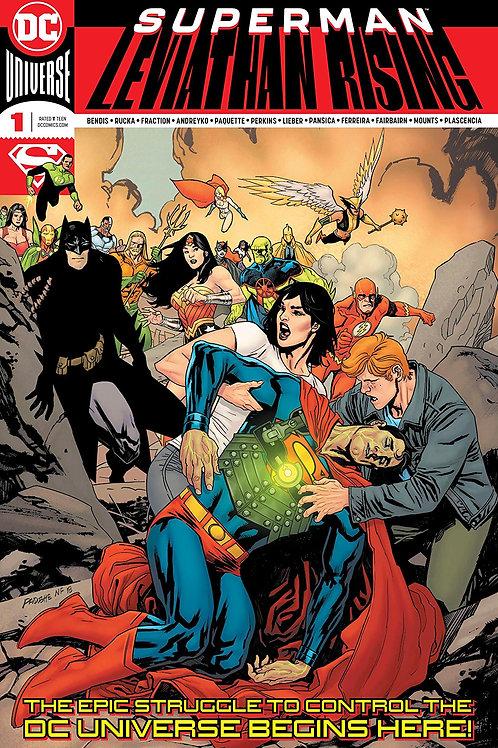 SUPERMAN LEVIATHAN RISING SPECIAL #1